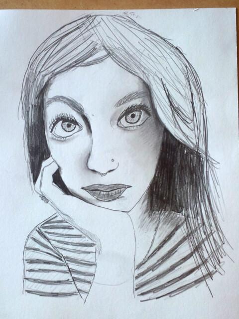 Zoeamae Reddit Drawing