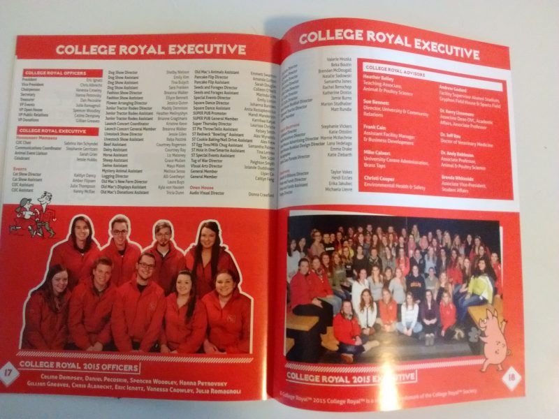 College Royal Inside 6